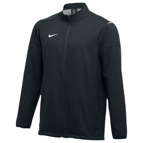 【クーポンで最大2000円OFF】(取寄)ナイキ メンズ チーム ドライ ジャケット Nike Men's Team Dry Jacket Black White