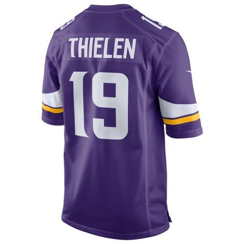 (取寄)ナイキ メンズ NFL ゲーム デイ ジャージー ミネソタ バイキングス Nike Men's NFL Game Day Jersey ミネソタ バイキングス Purple