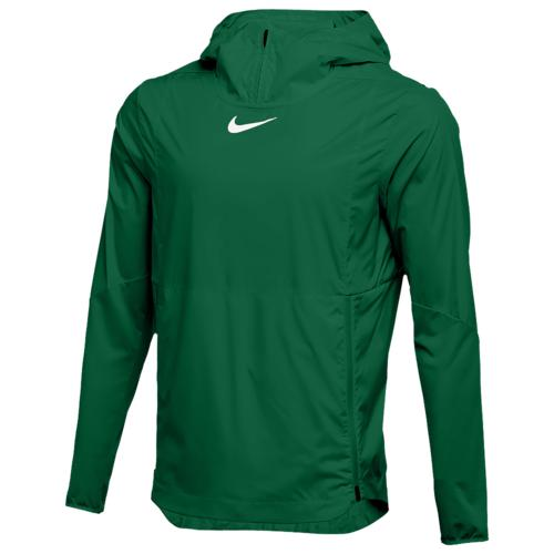 (取寄)ナイキ メンズ チーム オーセンティック ライトウェイト プレーヤー ジャケット Nike Men's Team Authentic Lightweight Player Jacket Gorge Green White N A