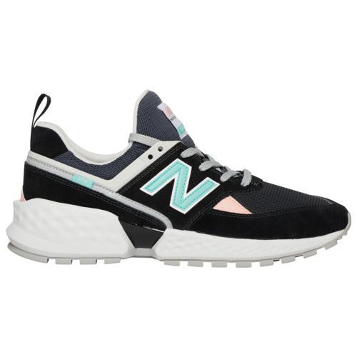 (取寄)ニューバランス メンズ シューズ 574 スポーツ New Balance Men's Shoes 574 Sport Black Teal White