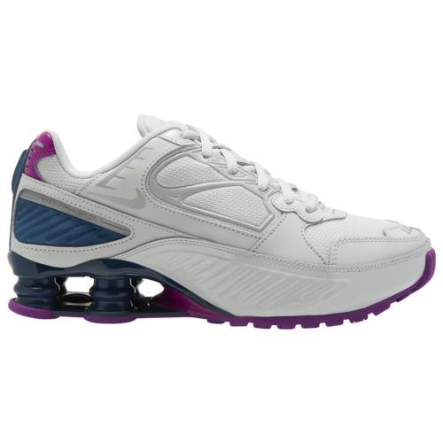 (取寄)ナイキ レディース シューズ ショックス エニグマ Nike Women's Shoes Shox Enigma Photon Dust Reflect Silver Valerian Blue