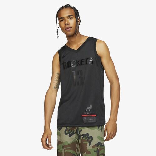(取寄)ナイキ メンズ NBA MVP ジャージー ヒューストン ロケッツ Nike Men's NBA MVP Jersey ヒューストン ロケッツ Black