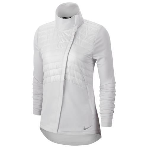 (取寄)ナイキ レディース エッセンシャル フィルド ジャケット Nike Women's Essential Filled Jacket Reflective Silver