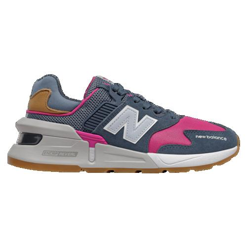 (取寄)ニューバランス レディース 997 スポーツ New Balance Women's 997 Sport Stone Blue Exhuberant Pink