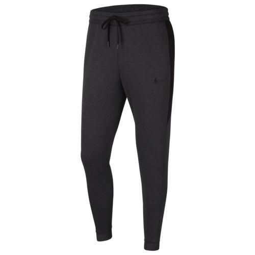 【クーポンで最大2000円OFF】(取寄)ナイキ メンズ ショータイム パンツ Nike Men's Showtime Pants Black Heather Black