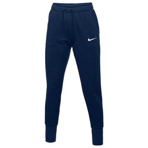 【クーポンで最大2000円OFF】(取寄)ナイキ レディース チーム オーセンティック テーパード パンツ Nike Women's Team Authentic Tapered Pants College Navy White