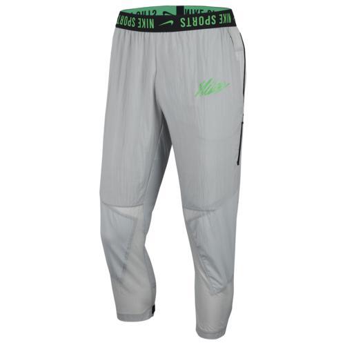(取寄)ナイキ メンズ トレーニング パンツ Nike Men's Training Pants Light Smoke Grey Green Spark