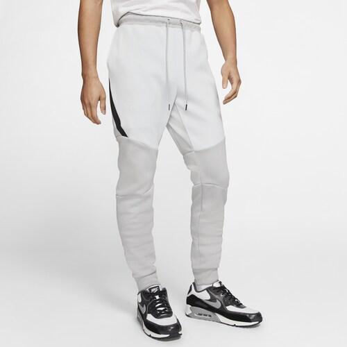 (取寄)ナイキ メンズ テック フリース ジョガー Nike Men's Tech Fleece Joggers Light Smoke Grey Pure Platinum White