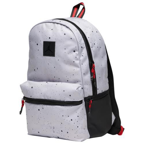 【クーポンで最大2000円OFF】(取寄)ジョーダン ジャンプマン バックパック Jordan Jumpman Backpack Wolf Grey