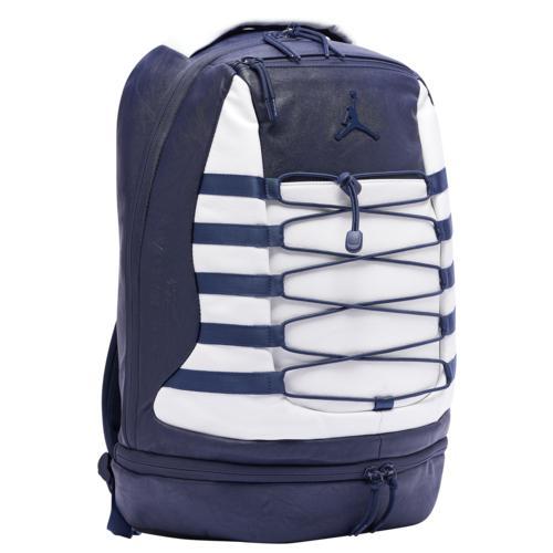 (取寄)ジョーダン レトロ 10 バックパック Jordan Retro 10 Backpack Navy White