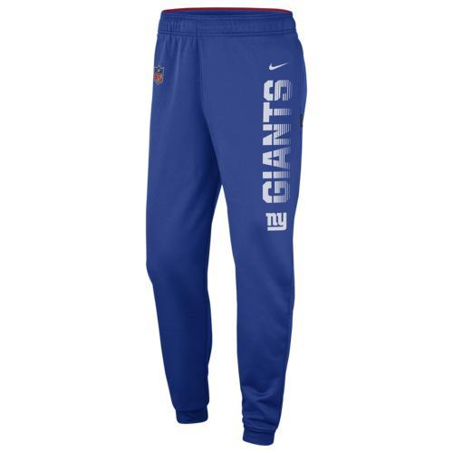 (取寄)ナイキ メンズ NFL サーマ パンツ ニュー ヨーク ジャイアンツ Nike Men's NFL Therma Pants ニュー ヨーク ジャイアンツ Rush Blue