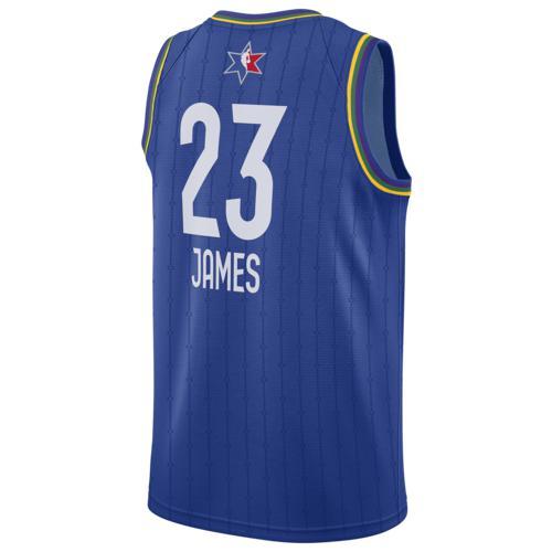 (取寄)ジョーダン メンズ NBA オールスター ゲーム スウィングマン ジャージー ロス エンジェルス レイカーズ Jordan Men's NBA All-Star Game Swingman Jersey ロス エンジェルス レイカーズ Blue