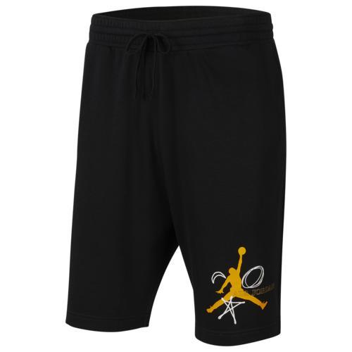 (取寄)ジョーダン メンズ レガシー ショーツ Jordan Men's Legacy Shorts Black