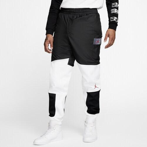 (取寄)ジョーダン メンズ レトロ 11 パンツ Jordan Men's Retro 11 Pants Black White Gym Red