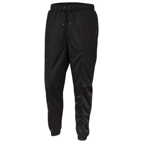 (取寄)ジョーダン メンズ ウィングス スーツ パンツ Jordan Men's Wings Suit Pants Black Gym Red