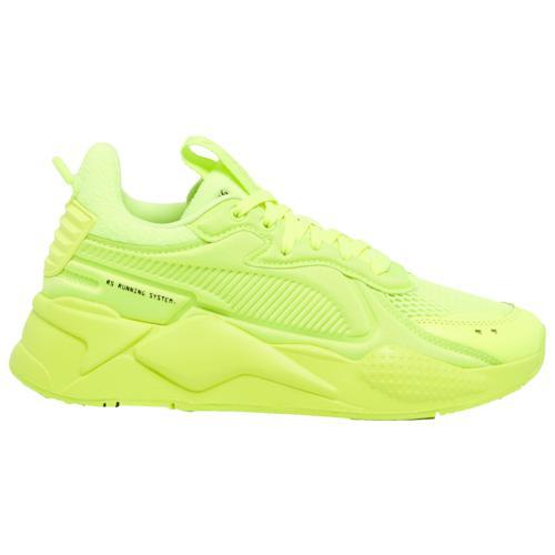 (取寄)プーマ レディース シューズ プーマ RS-X Women's Shoes PUMA RS-X Yellow Alert Yellow