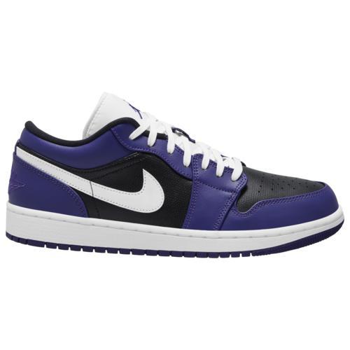 (取寄)ジョーダン メンズ シューズ AJ 1 ロー Jordan Men's Shoes AJ 1 Low Court Purple White Black