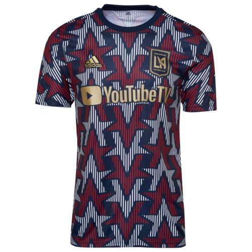 (取寄)アディダス メンズ MLS プレ マッチ ジャージー Men's adidas MLS Pre Match Jersey Multi