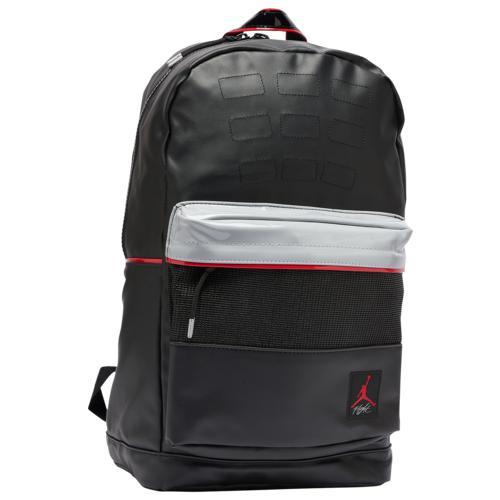 (取寄)ジョーダン エア レトロ 4 バックパック Jordan Air Retro 4 Backpack Black Wolf Grey