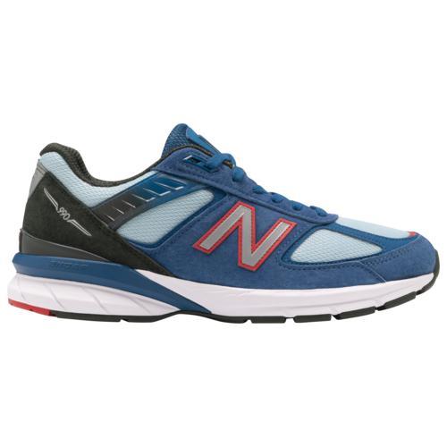 【クーポンで最大2000円OFF】(取寄)ニューバランス メンズ シューズ 990v5 New Balance Men's Shoes 990v5 Blue Red