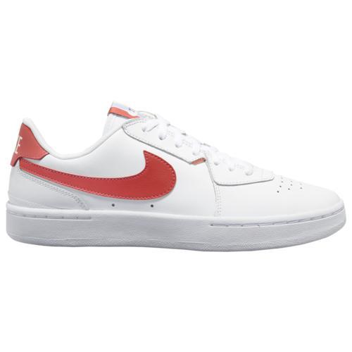 (取寄)ナイキ レディース シューズ コート ブラン Nike Women's Shoes Court Blanc White Track Red Black