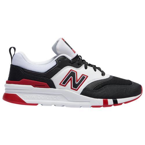 (取寄)ニューバランス メンズ シューズ 997H New Balance Men's Shoes 997H Black Team Red