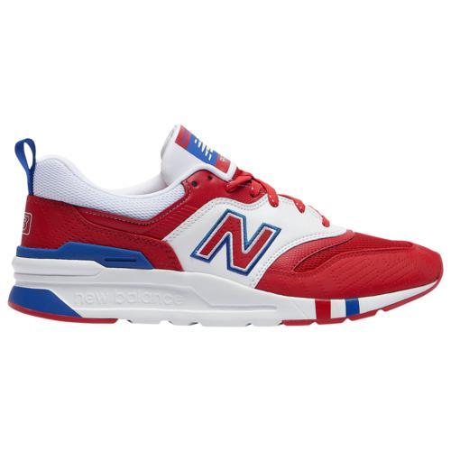 (取寄)ニューバランス メンズ シューズ 997H New Balance Men's Shoes 997H Team Red Team Royal
