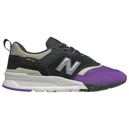 (取寄)ニューバランス メンズ シューズ 997H New Balance Men's Shoes 997H Black Purple