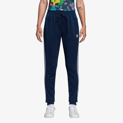 【クーポンで最大2000円OFF】(取寄)アディダス レディース オリジナルス ブロッサム オブ ライフ トランク パンツ Women's adidas Originals Blossom Of Life Trank Pants Multicolor Night Indigo