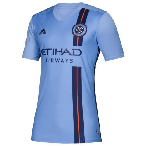 (取寄)アディダス メンズ MLS レプリカ ジャージー NYC FC Men's adidas MLS Replica Jersey NYC FC Navy