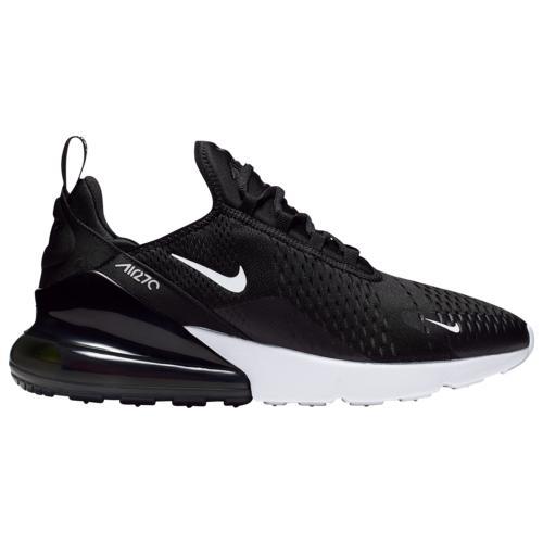 (取寄)ナイキ メンズ シューズ エア マックス 270 Nike Men's Shoes Air Max 270 Black Anthracite White Solar Red