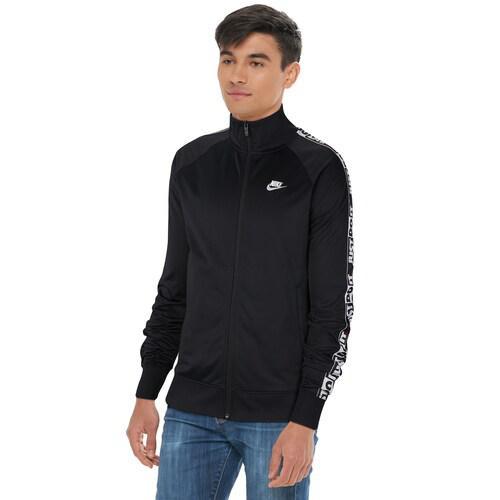(取寄)ナイキ メンズ JDI テープ ジャケット Nike Men's JDI Tape Jacket Black