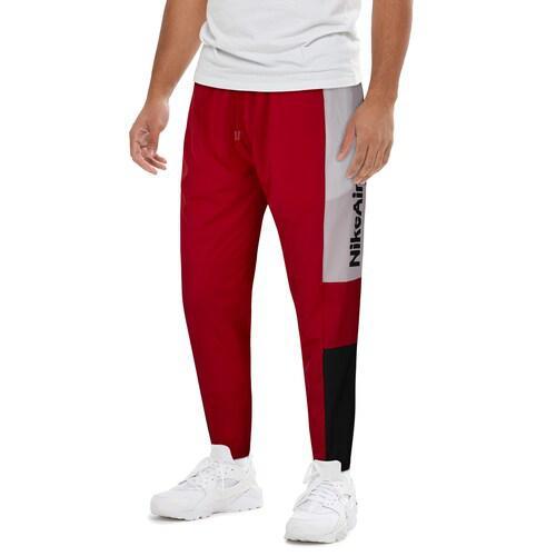 【クーポンで最大2000円OFF】(取寄)ナイキ メンズ エア ウーブン パンツ Nike Men's Air Woven Pants University Red White University Red