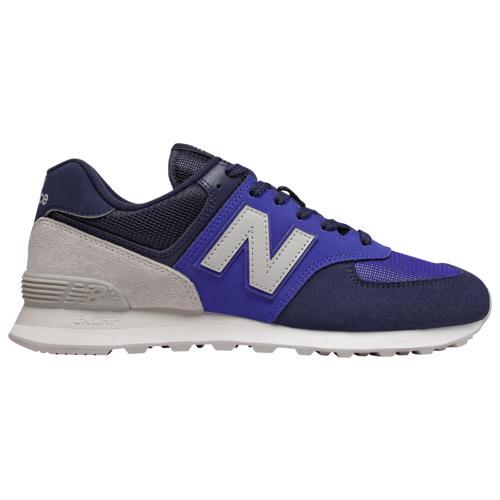 (取寄)ニューバランス メンズ シューズ 574 New Balance Men's Shoes 574 Blue Sea Salt