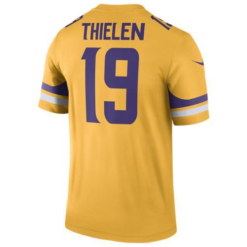 (取寄)ナイキ メンズ NFL レジェンド ジャージー ミネソタ バイキングス Nike Men's NFL Legend Jersey ミネソタ バイキングス Gold