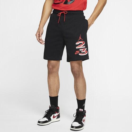 【クーポンで最大2000円OFF】(取寄)ジョーダン メンズ スポーツ DNA HBR ショーツ Jordan Men's Sport DNA HBR Shorts Black Red