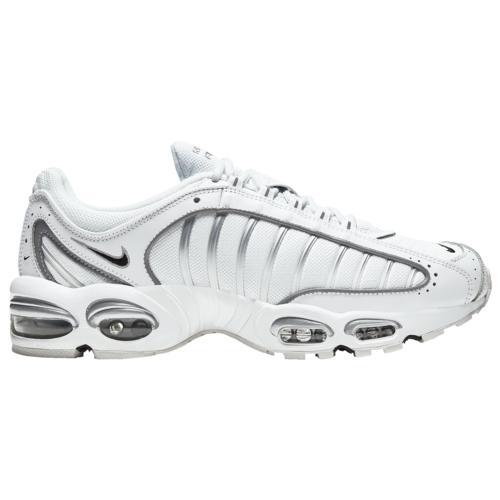 (取寄)ナイキ メンズ シューズ エア マックス テイルウインド 4 Nike Men's Shoes Air Max Tailwind IV White Black Metallic Silver