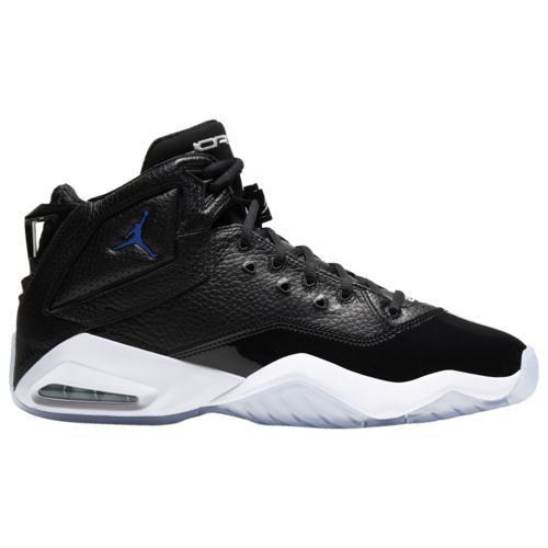 (取寄)ジョーダン メンズ シューズ ビーロイヤル Jordan Men's Shoes B'Loyal Black Game Royal White Ice