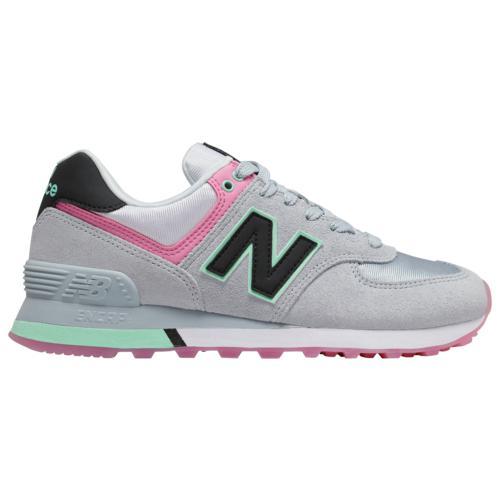 (取寄)ニューバランス レディース シューズ 574 クラシック New Balance Women's Shoes 574 Classic Light Cyclone Candy Pink