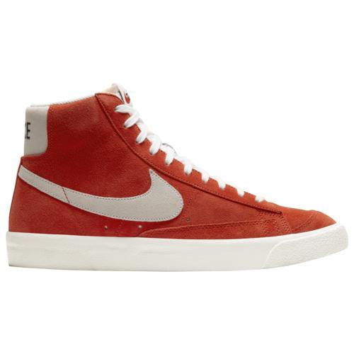 (取寄)ナイキ メンズ シューズ ブレーザー ミッド スエード Nike Men's Shoes Blazer Mid Suede Red White