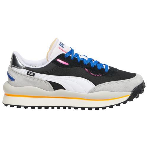 (取寄)プーマ メンズ シューズ プーマ スタイル ライダー Men's Shoes PUMA Style Rider Black Gray White