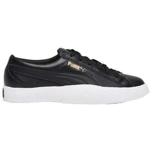 (取寄)プーマ レディース シューズ プーマ ラブ Women's Shoes PUMA Love Black White