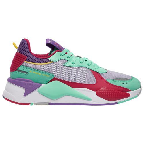 (取寄)プーマ メンズ シューズ プーマ RS-X Men's Shoes PUMA RS-X Lava Red Green