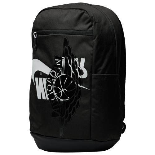 【クーポンで最大2000円OFF】(取寄)ジョーダン リミックス バックパック Jordan Remix Backpack Black White