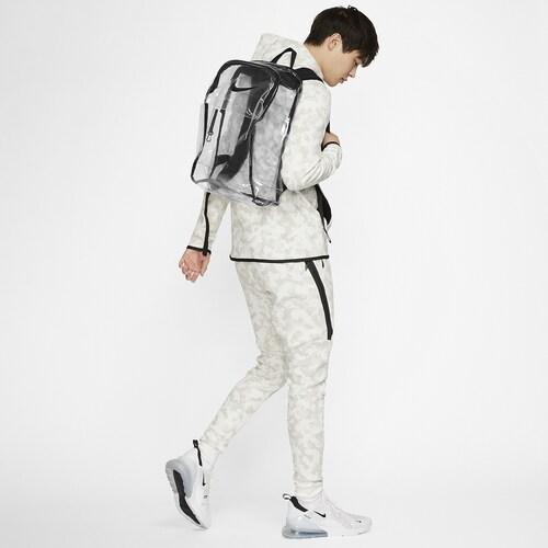 (取寄)ナイキ ブラジリア クリア バックパック Nike Brasilia Clear Backpack Clear Black