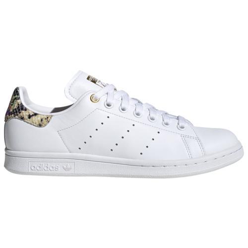 (取寄)アディダス レディース シューズ オリジナルス スタン スミス Women's Shoes adidas Originals Stan Smith White Scarlet Gold Metallic