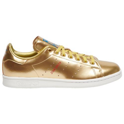 (取寄)アディダス メンズ シューズ オリジナルス スタン スミス Men's Shoes adidas Originals Stan Smith Gold White