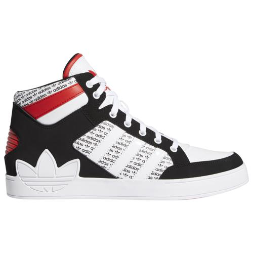 (取寄)アディダス メンズ シューズ オリジナルス ハードコート Men's Shoes adidas Originals Hardcourt White Red Black