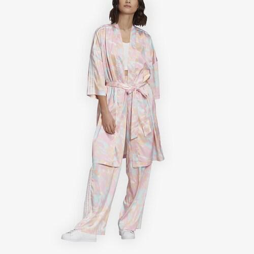 (取寄)アディダス レディース オリジナルス キモノ Women's adidas Originals Kimono White True Pink Vapour Blue