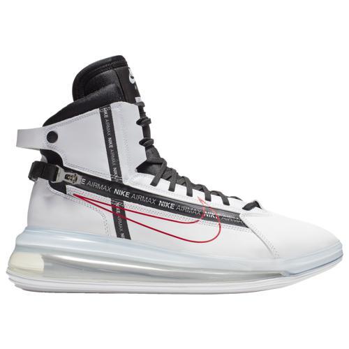 (取寄)ナイキ メンズ シューズ エア マックス 720 SATRN Nike Men's Shoes Air Max 720 SATRN White Black Red